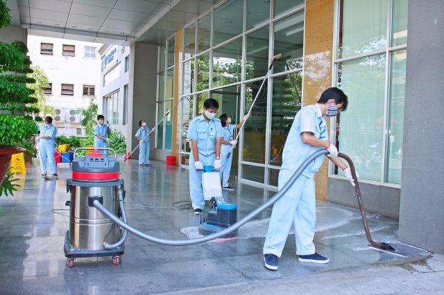Dịch vụ cung cấp tạp vệ sinh tại Bình Dương